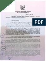 Resolución de Consejo Directivo Nº 008-2015-OEFA/CD.