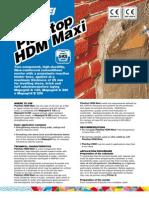 Planitop HDM Maxi