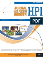 Jurnal HPI VOL 25 No 1 April 2012