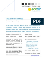 case study - southern supplies