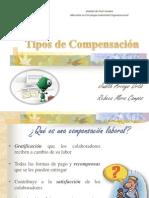 Tipos de Compensación