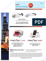 Chicago Midwinter Dental Meeting - Henry Schein Exclusive Specials