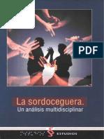 Sordoceguera analisis multidisciplinar