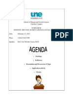 agenda for edmodo workshop at une 2015