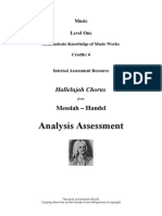 HC Assessments Analysis