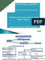 Modelo de Aprendizaje Robert Gagne