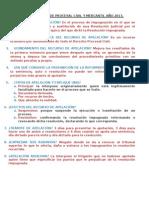 Laboratorio de Procesal Civil y Mercantil Año 2013