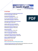 Cooler Heads Digest 6 February 2015