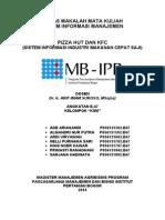 (412976639) Tugas Mk Sim Kfc Pizza Hut Kel. Kiwi e 47 Yeye