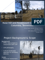 OVHC Rosehill Rosemont Draft 10-15