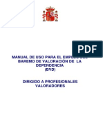 Manual Uso Valoracion Dependencia