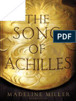 The Song of Achiles