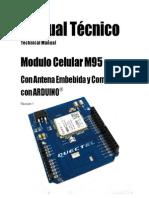 Descripcion Quectel M95 V2.0 Antena Formateado 02