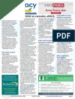 Pharmacy Daily for Fri 20 Feb 2015 - PSW NSW on cannabis, eRRCD, Guild