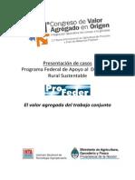 46- Presentacion de Casos. Programa Federal de Apoyo Al Desarrollo Rural Sustentable - PROFEDER