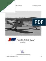 piper cub manual