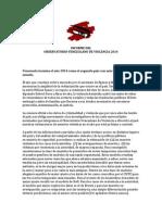 Ovv Informe Del 2014