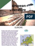 World Lit Europe