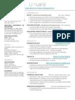 Jobmine Resume