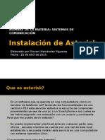 Instalacion Asterisk
