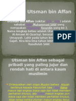 Utsman Bi Affan
