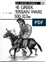 069-The Greek and Persian Wars 500-323 BC