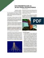 Interferencia Magnética en Perforación de Pozos Petroliferos