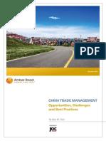 China Trade Management