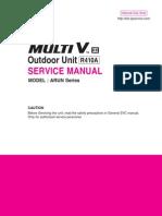 2011-8-15 Service Manual_general_multi v III 208v Heat Pump Unit_mfl54555525_20120105122839