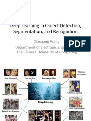 Deep Learning in Object Detection, Segmentation, And