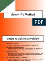 scientific method terms