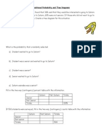Stats Tree Diagram Worksheet