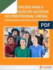 eBook Os 7 Passos Para a Construcao Do Sucesso Do Profissional Liberal