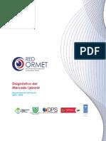 Diagnóstico Del Mercado Laboral. Departamento Del Chocó