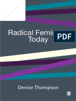 THOMPSON, Denise - Radical Feminism Today