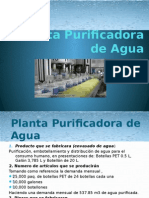 Ejemplo Diseno de Planta de Planta Purificadora de Agua