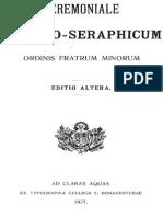 Caeremoniale Romano-Seraphicum (1927)