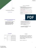 Statistics 05 30 Lecture Brief