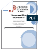 Responsabilidad empresarial