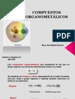 Compuestos organometálicos