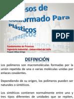Notas Guías conformacion de polimeros