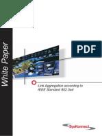 Linkage Aggregation Control Protocol 802.3ad