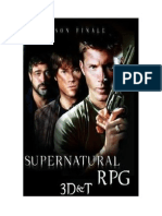 Supernatural 3D&T