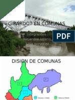 Girardot en Comunas