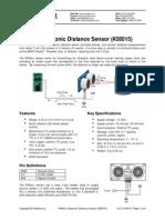 PING Sensor Product Guide v2.0