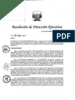 RDE N° 5744-2014-MIDIS-PNAEQW - PROTOCOLO DE CRISIS  04112014