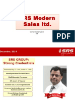 SRS Modern Sales Ltd.