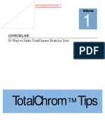 ChromLab-51 Ways to Make TotalChrom Work for You!