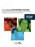 Fostering Educational Success Report 2-17-15 - FINAL