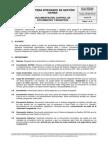 Ssyma-p03.08 Control de Documentos y Registros